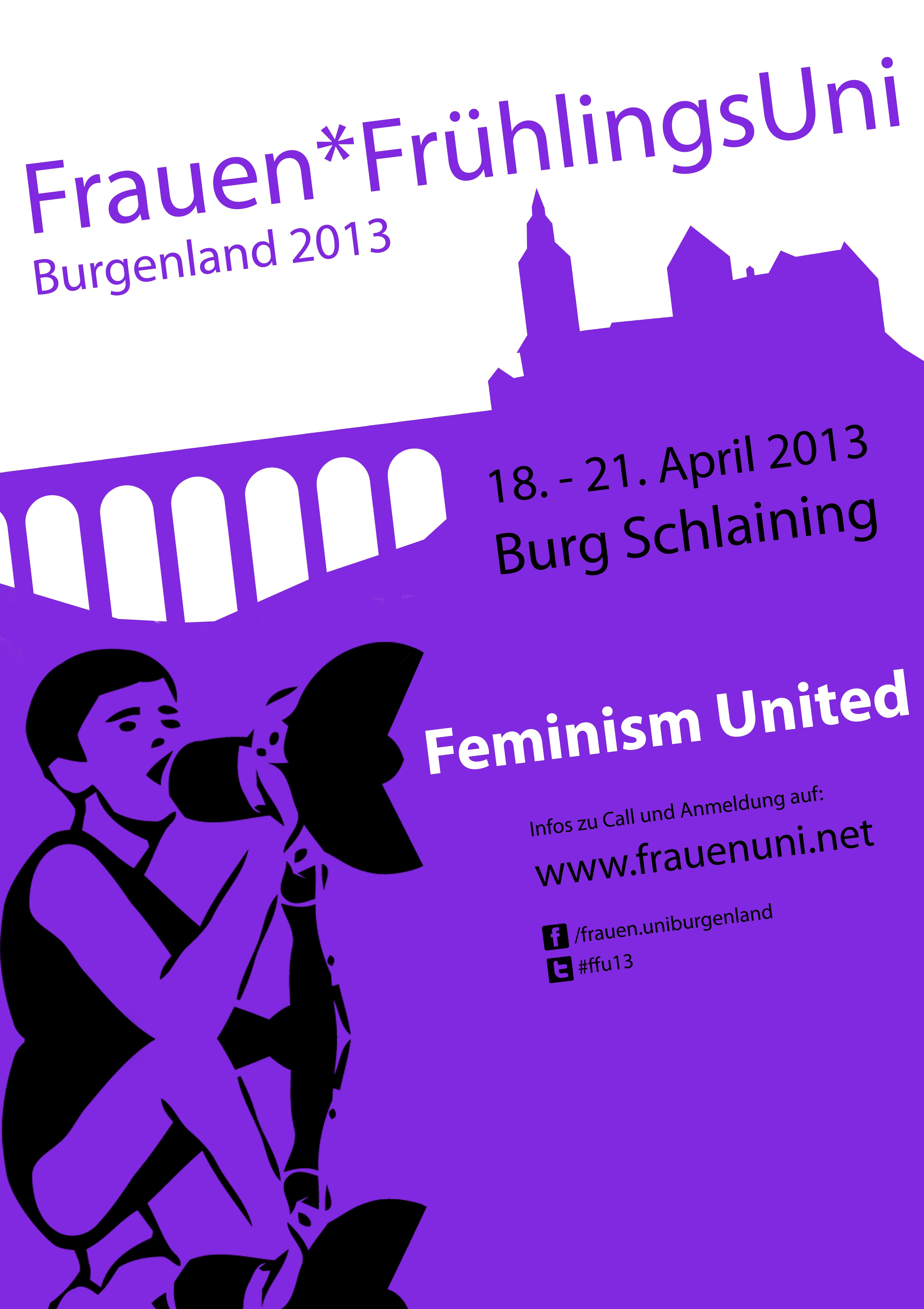 Plakat FFU 2013
