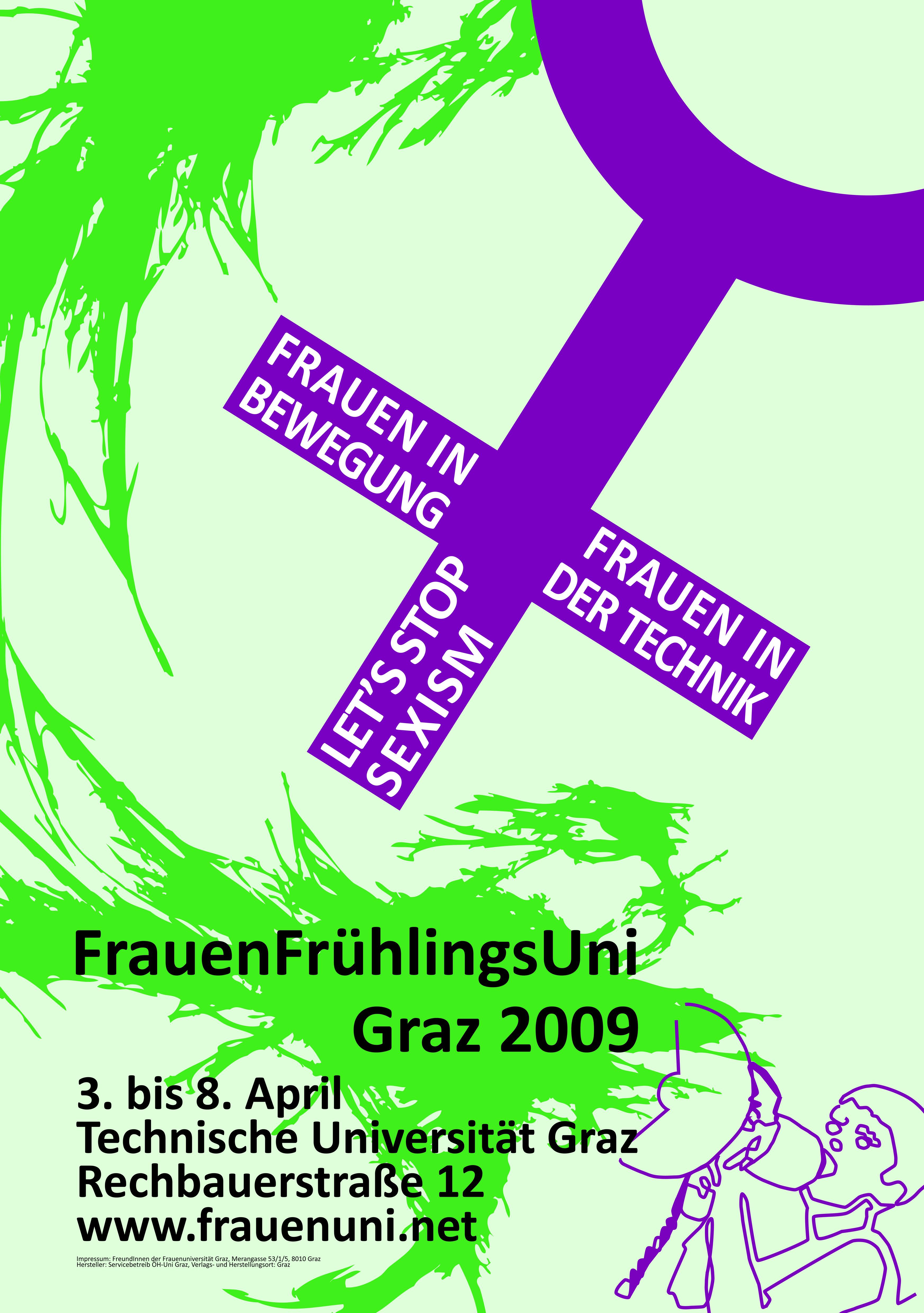 Plakat FFU 2009