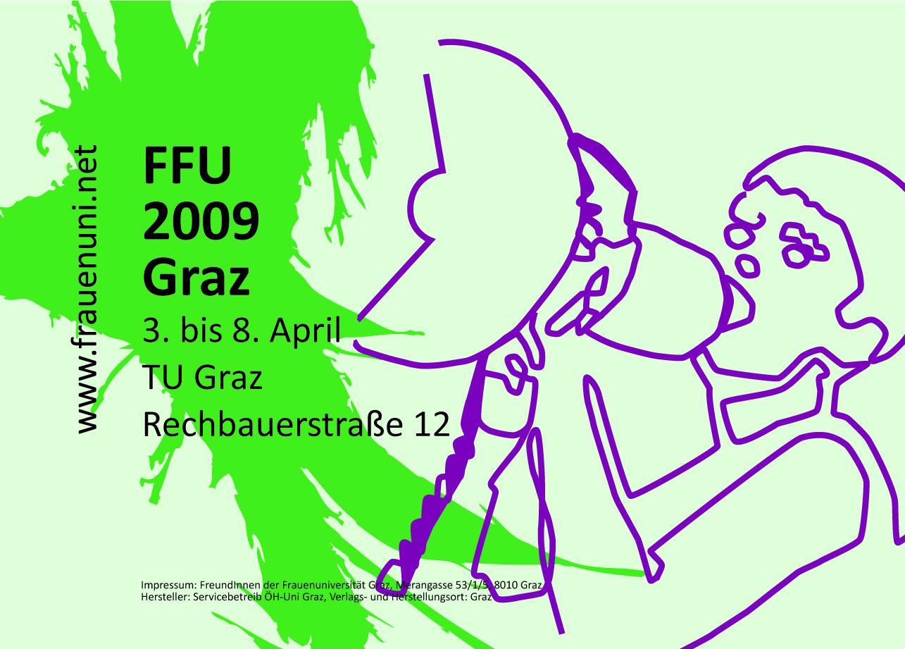 Sticker FFU 2009