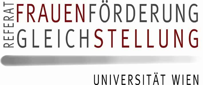 Referat für Frauenförderung der Universität Wien